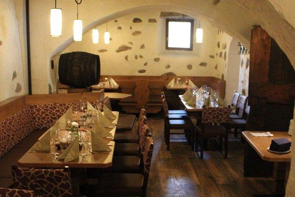 Il ristorante Rio di Pusteria Zur Linde