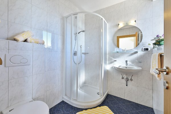 Foto del bagno Holiday Residence Mesenhaus
