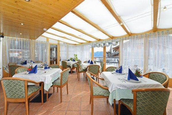 Il ristorante Maranza (Gitschberg Jochtal) Holiday Residence Mesenhaus