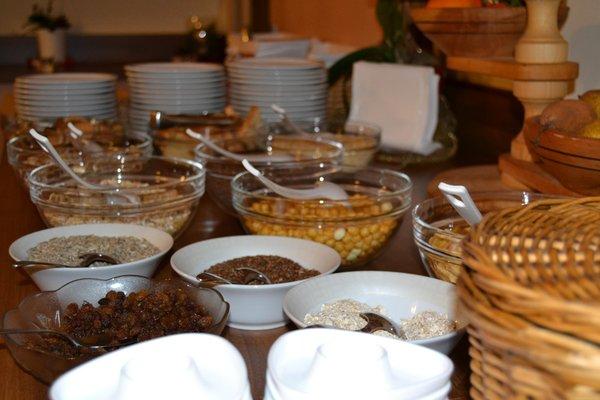 La colazione Häuslerhof - Camere in agriturismo 3 fiori