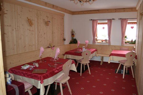 Il ristorante Maranza (Gitschberg Jochtal) Häuslerhof