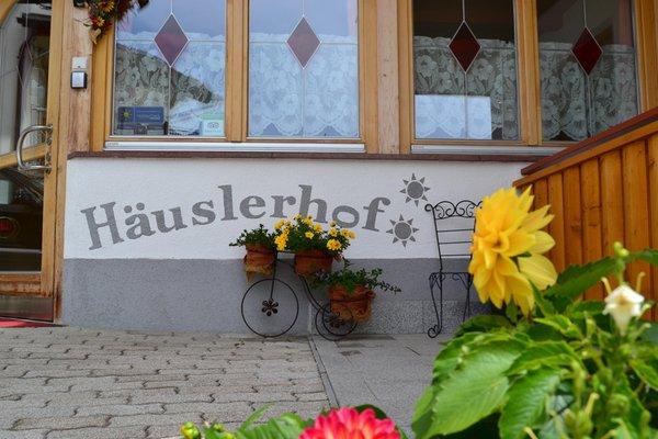 Foto esterno in estate Häuslerhof