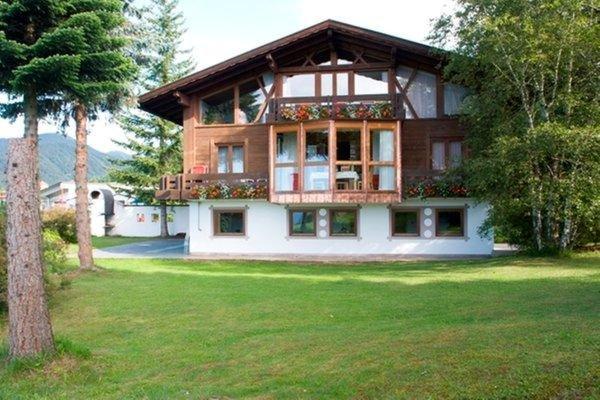 Foto estiva di presentazione Residence Waldelerhof