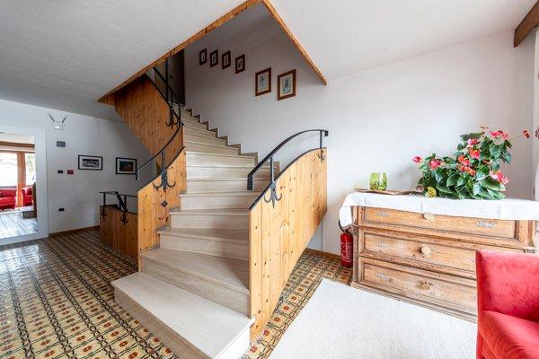 Le parti comuni Residence Waldelerhof