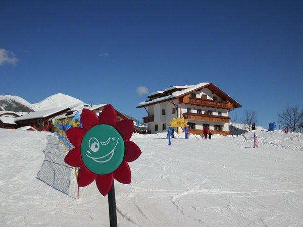 Photo exteriors in winter Rosenheim