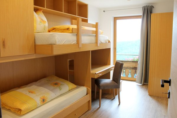 Foto della camera Appartamenti in agriturismo Felderhof