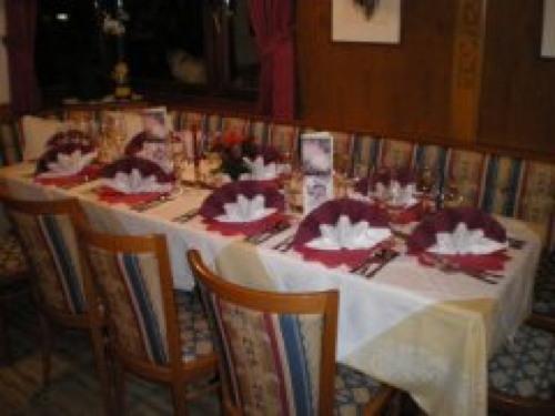 Il ristorante Rodengo Rosenheim
