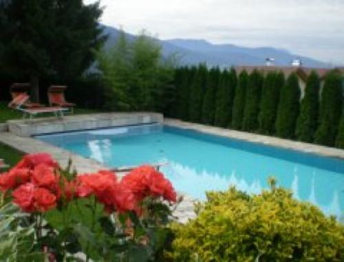 La piscina Hotel Rosenheim