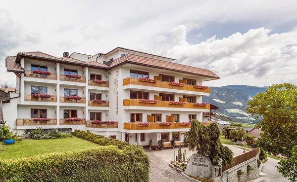 Foto estiva di presentazione Hotel Birkenbrunn