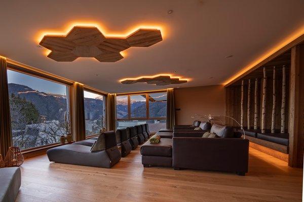 Foto vom Wellness-Bereich Hotel Birkenbrunn