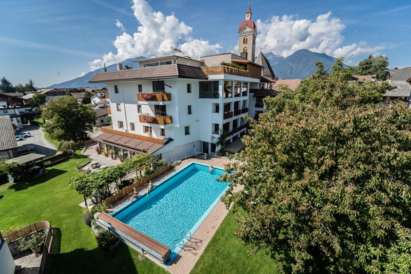 Sommer Präsentationsbild Hotel Birkenbrunn