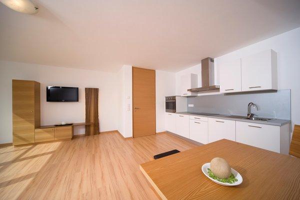 Foto della cucina Sylvanerhof