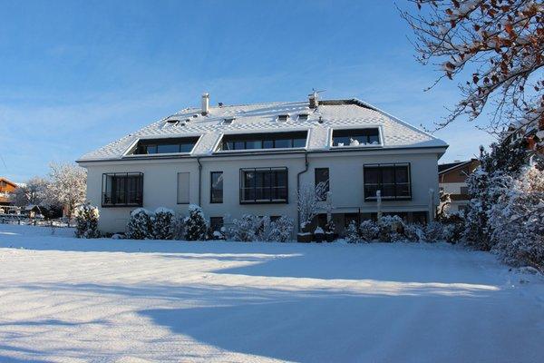 Foto invernale di presentazione Residence Sylvanerhof