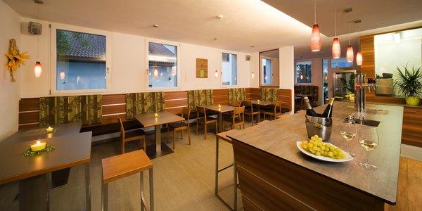 Il ristorante Rasa (Naz - Sciaves) Sylvanerhof