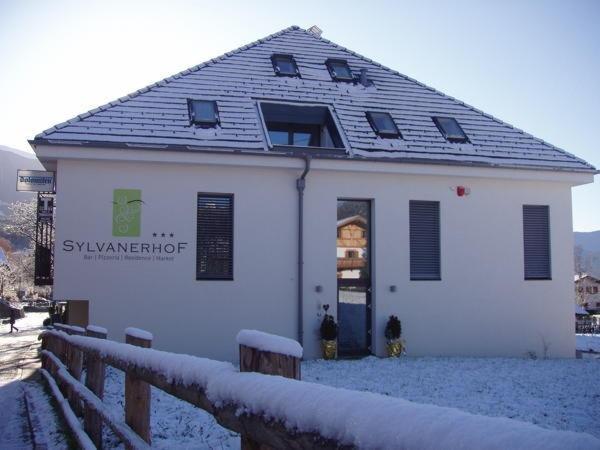 Foto esterno in inverno Sylvanerhof