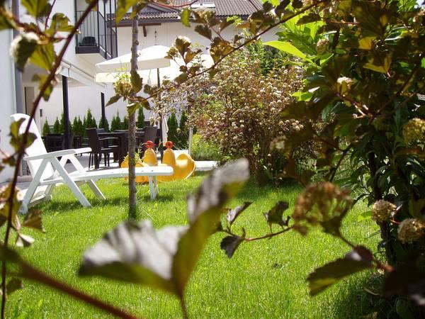 Foto del giardino Rasa (Naz - Sciaves)