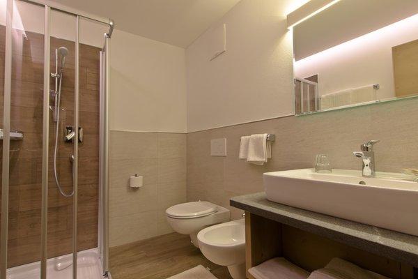 Foto del bagno Appartamenti Ciasa Costa