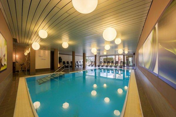 Alpine city wellness hotel dominik bressanone valle isarco - Piscine con scivoli bressanone ...