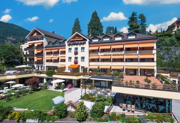Photo exteriors in summer Dominik Alpine City Wellness Hotel - Adults only