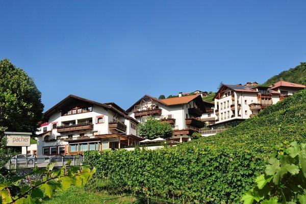 Foto estiva di presentazione Pacher - Hotel 4 stelle