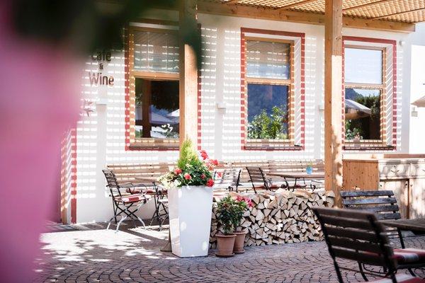 Foto esterno in estate Pacher