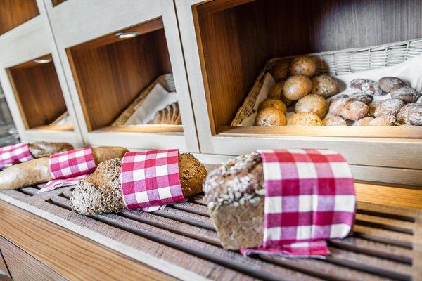 La colazione Pacher - Hotel 4 stelle