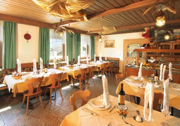 Il ristorante S. Andrea (Zona di Bressanone) Fernblick