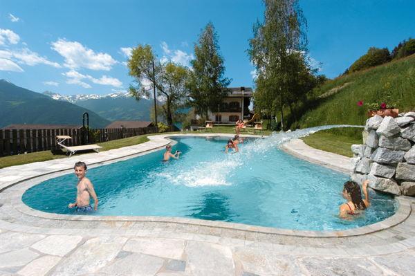 La piscina Hotel Fernblick