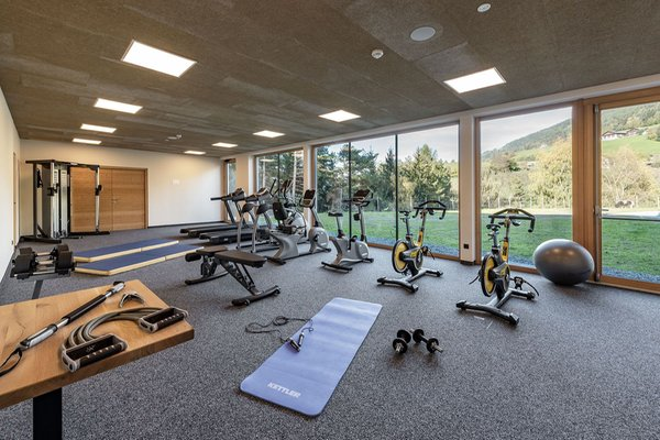 Photo of the fitness area Hotel Torgglerhof