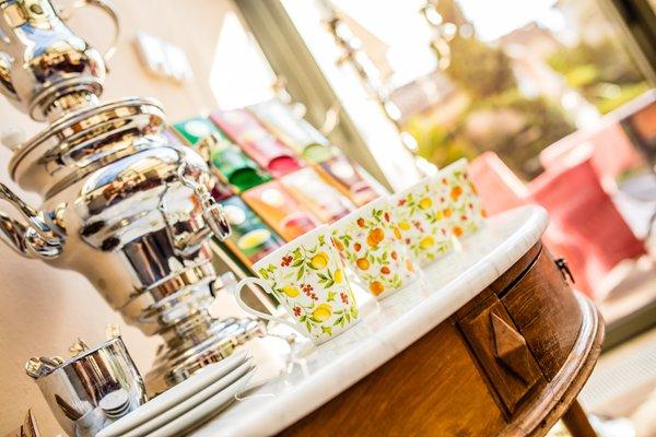 The breakfast Hotel Traube - Hotel + Residence 3 stars sup.