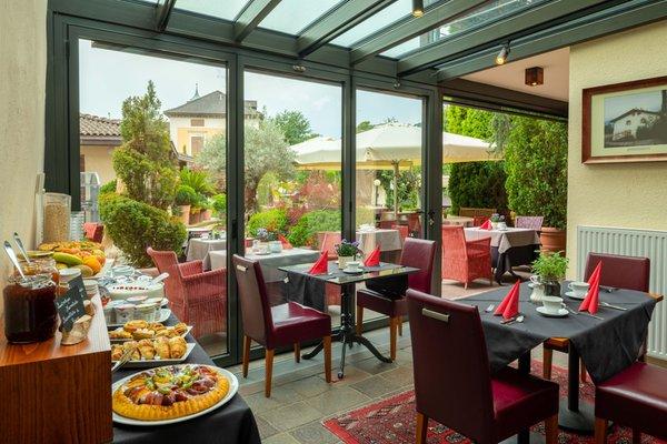 Das Restaurant Brixen Hotel Traube