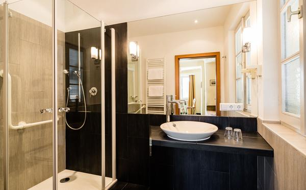 Photo of the bathroom Hotel Traube