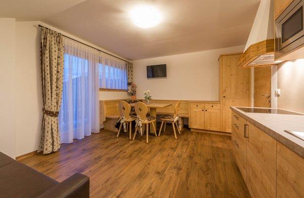 La zona giorno Waldheim Alpine Appartements - Residence 4 stelle