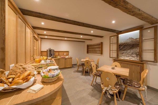 La colazione Waldheim Alpine Appartements - Residence 4 stelle