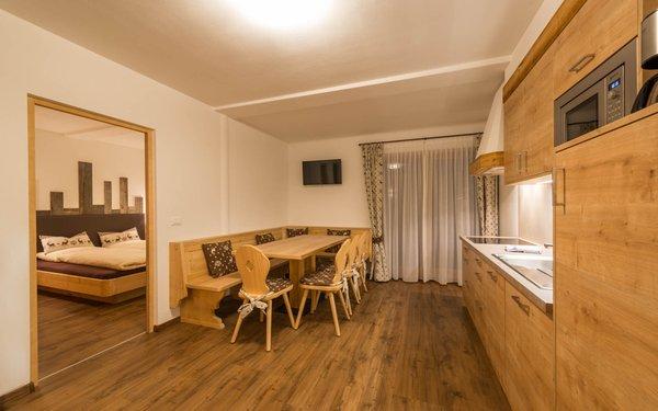 Foto della cucina Waldheim Alpine Appartements