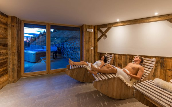 Foto del wellness Waldheim Alpine Appartements