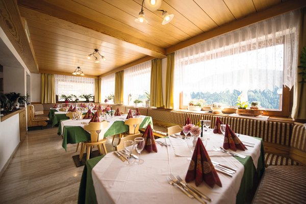 The restaurant Eores / Afers (Bressanone / Brixen and environs) Alpenhof