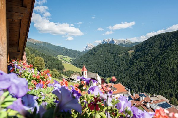 Foto del balcone Alpenhof