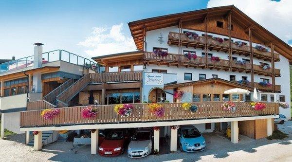 Foto estiva di presentazione Berghotel Schlemmer - Hotel 3 stelle