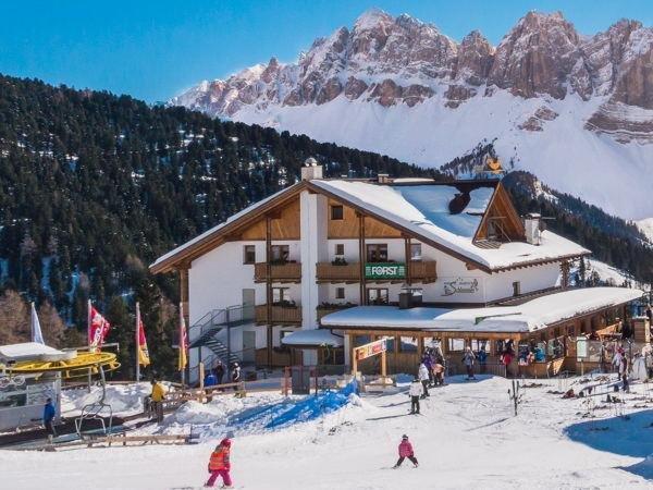 Foto invernale di presentazione Berghotel Schlemmer - Hotel 3 stelle