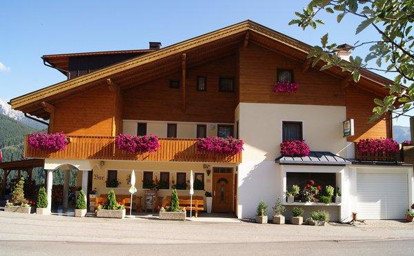 Foto estiva di presentazione Gasthof (Albergo) Jägerheim