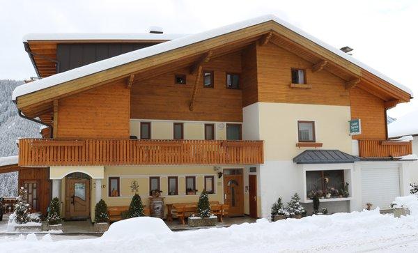 Foto invernale di presentazione Gasthof (Albergo) Jägerheim