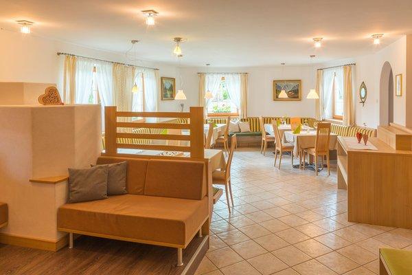 Das Restaurant St. Andrä (Urlaubsregion Brixen) Alpenrose