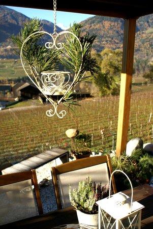 Foto di alcuni dettagli Haus Karin