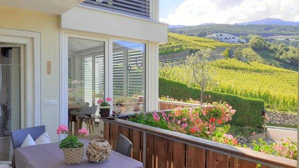 Foto del balcone Haus Karin