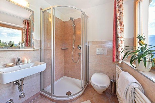 Photo of the bathroom Farmhouse Hotel Saderhof