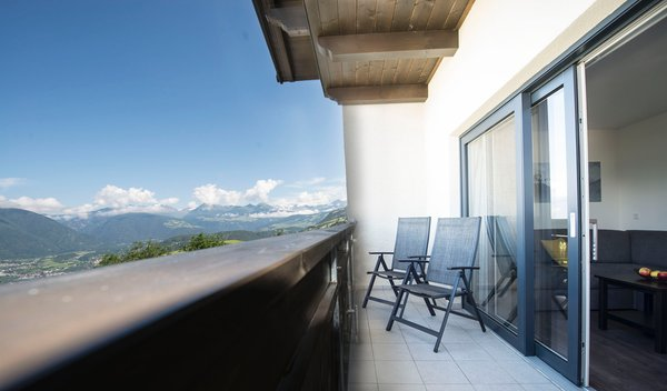 Foto del balcone Appartement Bergheim