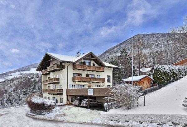 Foto invernale di presentazione Appartement Bergheim