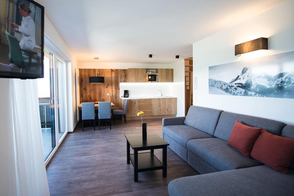 La zona giorno Appartement Bergheim