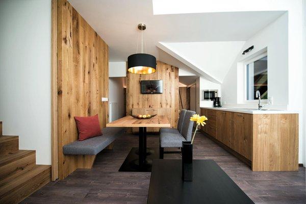 Foto della cucina Appartement Bergheim